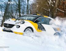 Auf Krawall gebürstet: Der Opel Adam R2