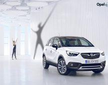 Opel Crossland X - Bildschirmhintergrund für Desktop und Laptop