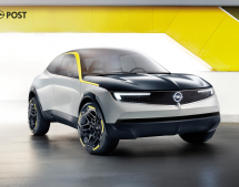 Opel Post - Opel GT X Experimental