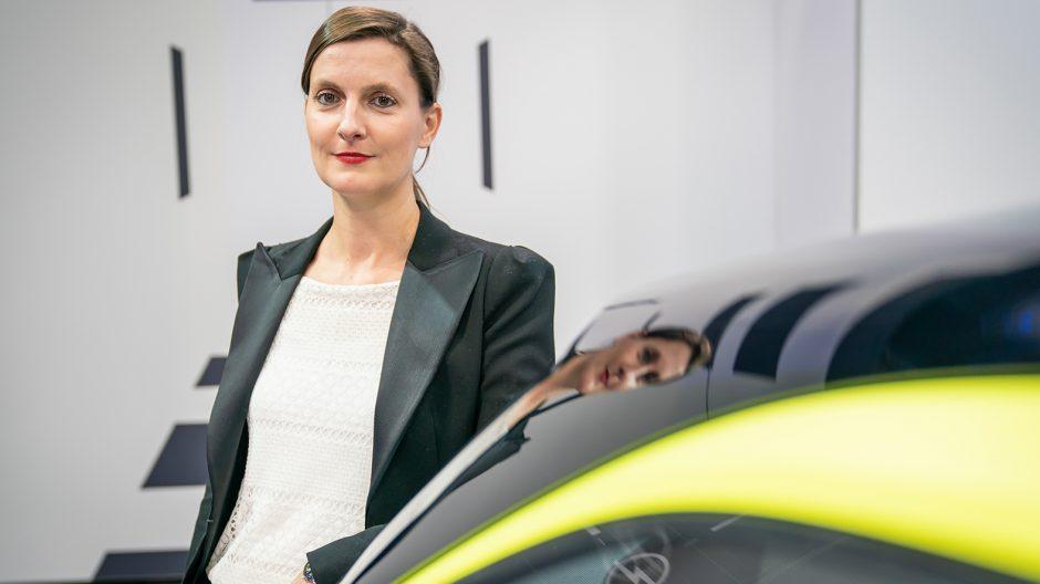 A Female Domain Opel Post