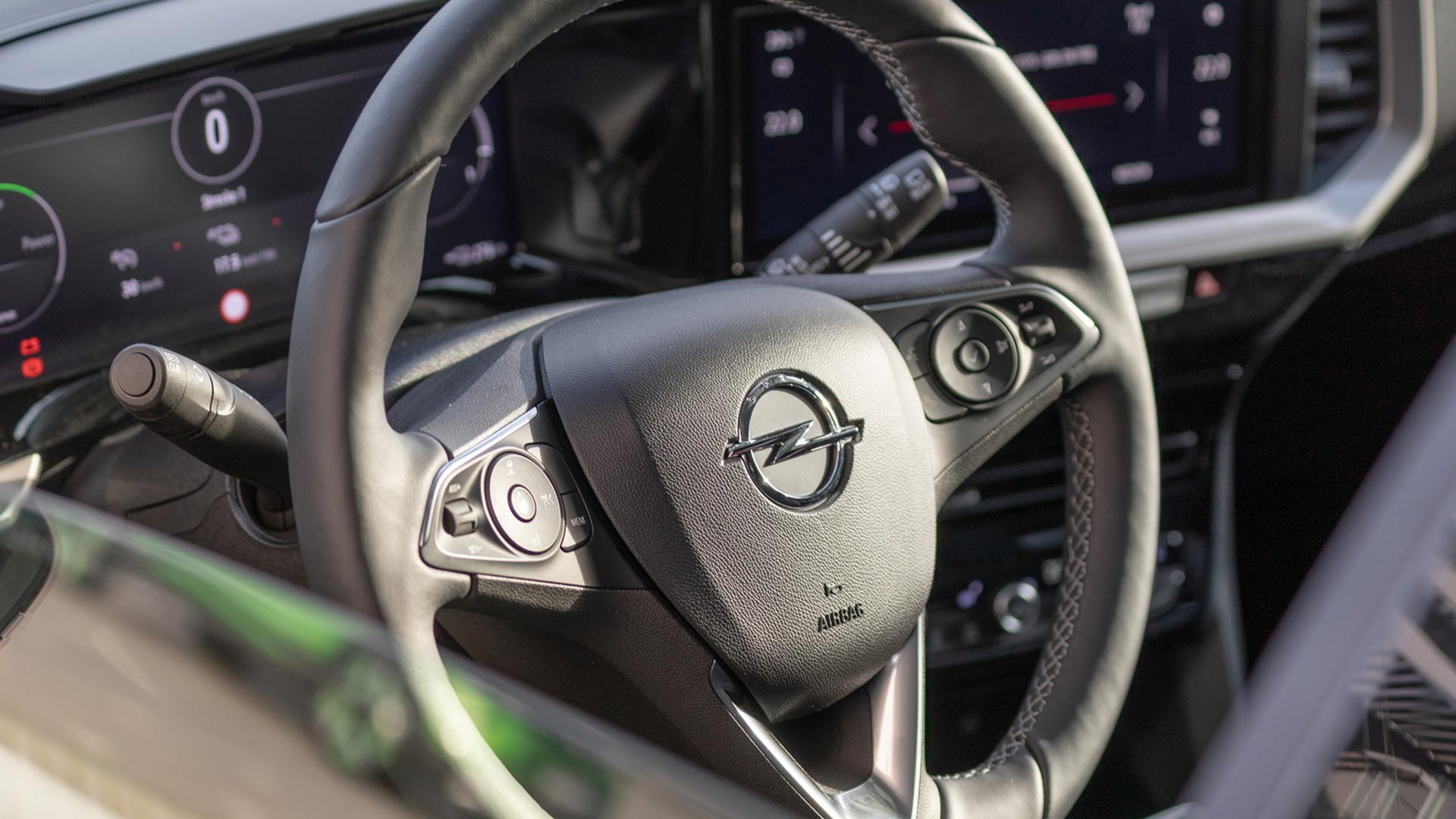 Cockpit Opel Mokka