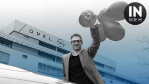 David Schröck, Engineering Group Manager Aerodynamics, weiß, wie Autos schneller werden und weniger Sprit verbrauchen